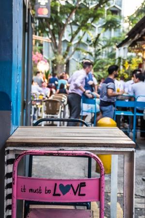 Kampung Glam street vibes