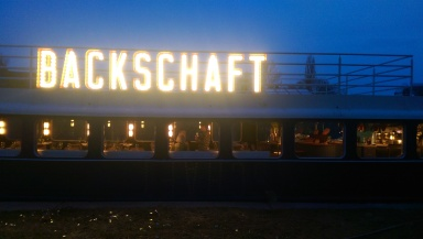 Best food at Backschaft.
